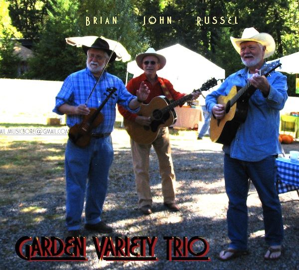 Garden Variety Trio performs this Saturday at the Spencer Creek Growers Market Annual Harvest Fair