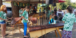 Adams Elementary School Marimba Band