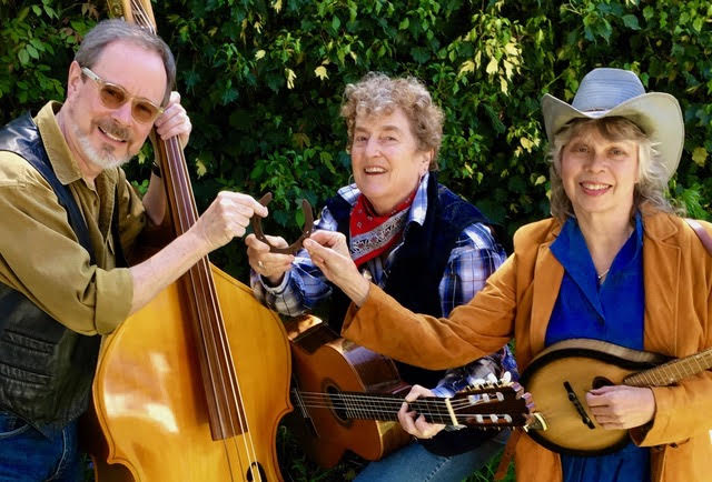 Plum Lucky will perform at the Spencer Creek Growers Market on October 5th