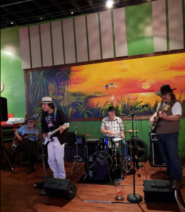 Marco Pena and the Resurrection Blues Band